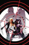 Hawkeye & Mockingbird Vol 1 3 Textless