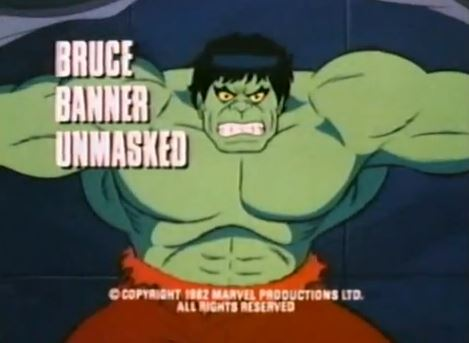 Incredible Hulk (1982 animated series) Season 1 6
