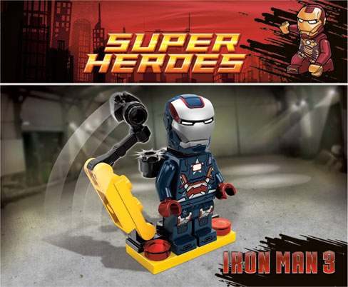 James Rhodes (Earth-13122) and Anthony Stark (Earth-13122) from LEGO Marvel Super Heroes 001.png