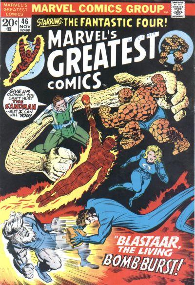 Marvel's Greatest Comics Vol 1 46