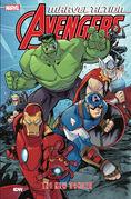 Marvel Action Avengers TPB Vol 1 1 The New Danger