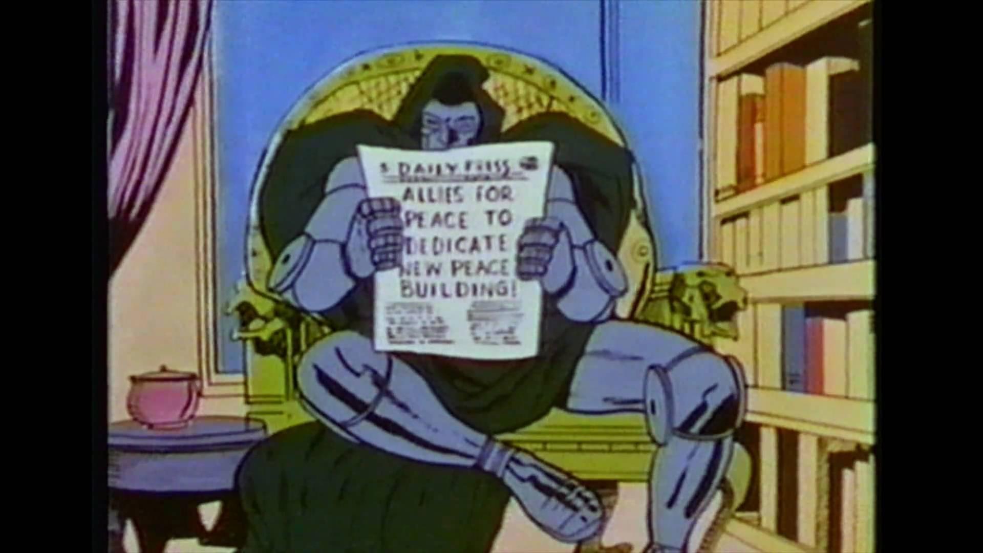 Marvel Superheroes: Prince Namor the Sub-Mariner Season 1 12