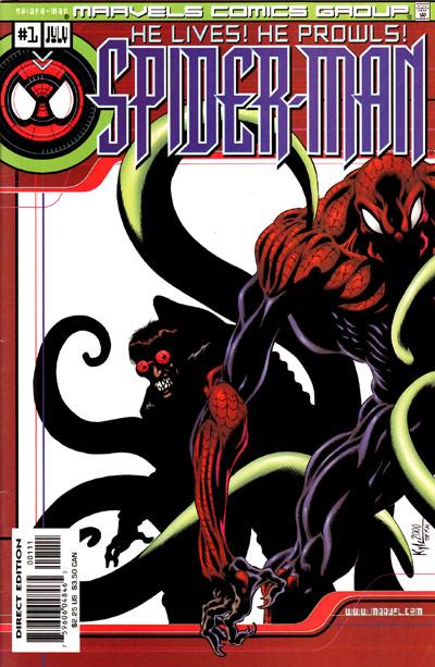 Marvels Comics: Spider-Man Vol 1