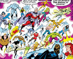 Mutant Liberation Front (Earth-9105) from New Warriors Vol 1 12 0001.jpg