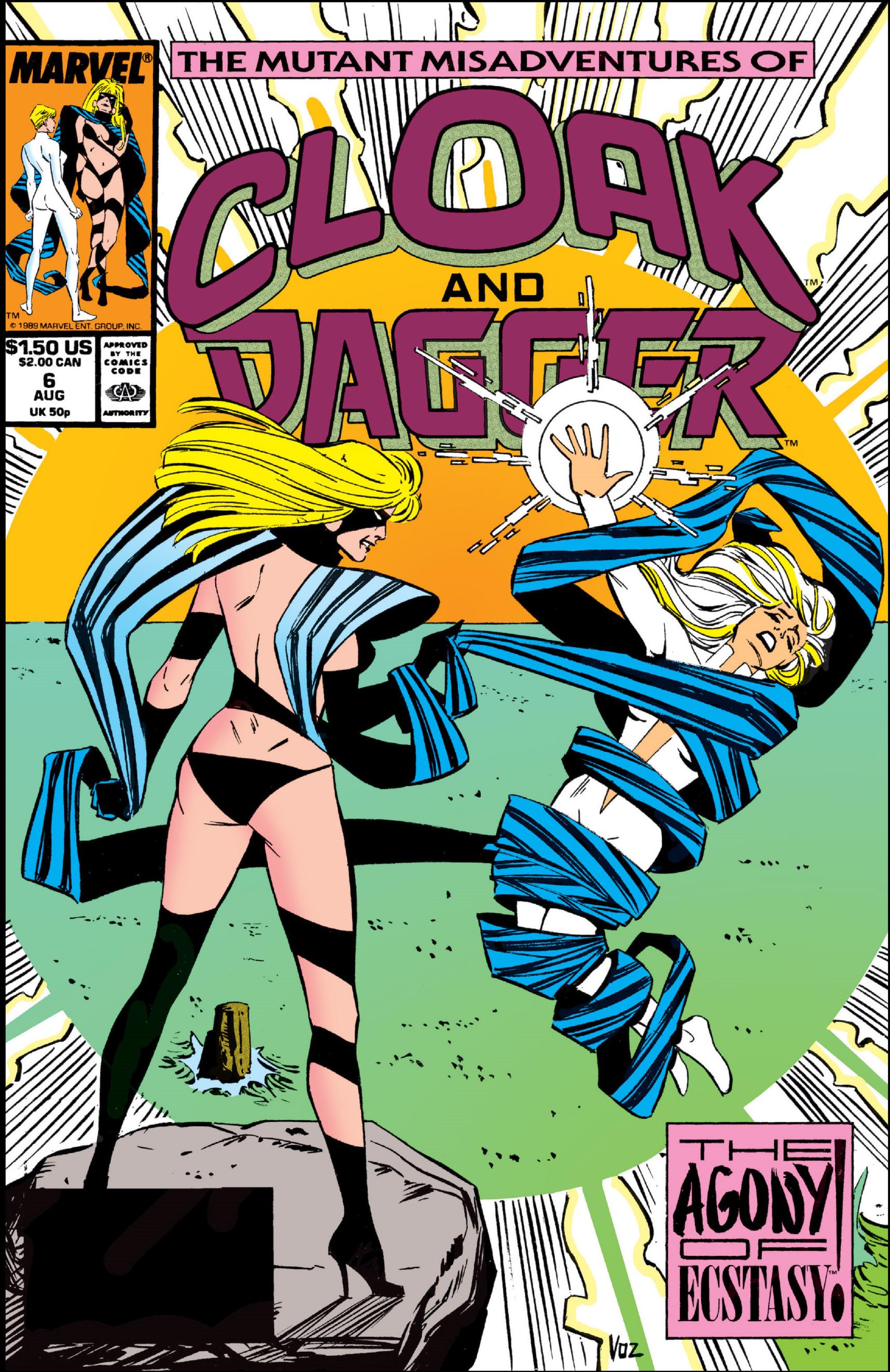 Mutant Misadventures of Cloak and Dagger Vol 1 6