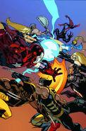 New Avengers Vol 1 56 Textless