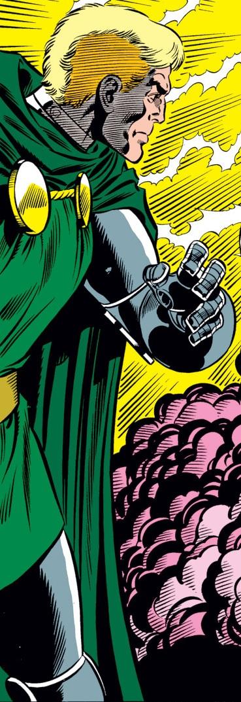 Norman McArthur (Earth-616)