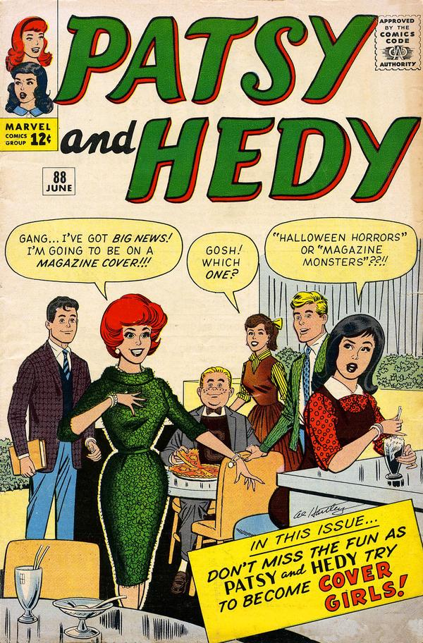Patsy and Hedy Vol 1 88