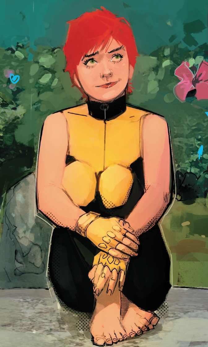 Rahne Sinclair (Earth-616)
