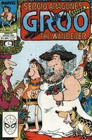 Sergio Aragonés Groo the Wanderer Vol 1 42