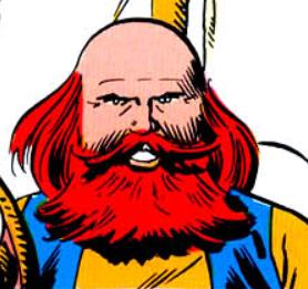 Sigurd of Vanaheim (Earth-616)