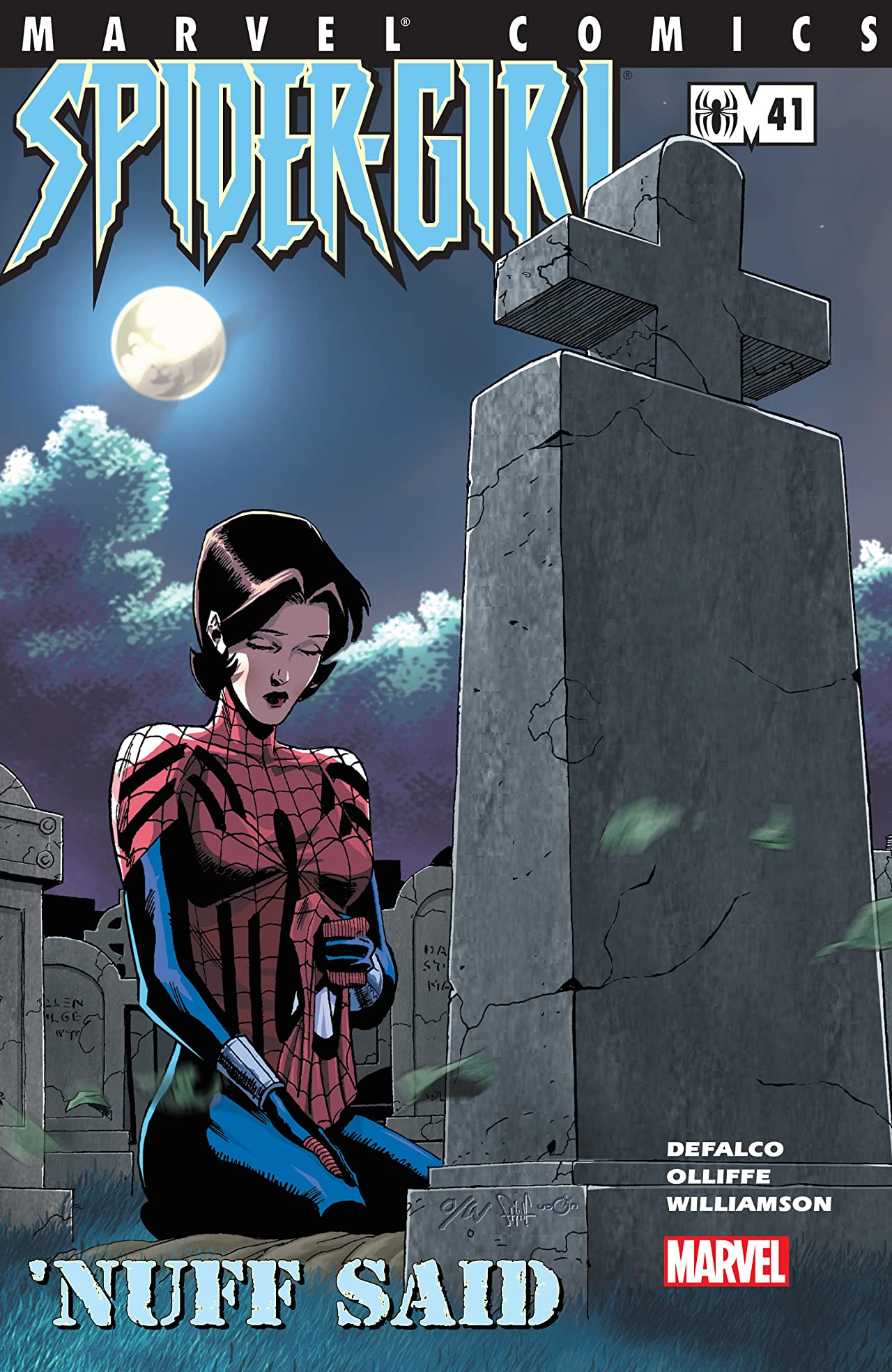 Spider-Girl Vol 1 41