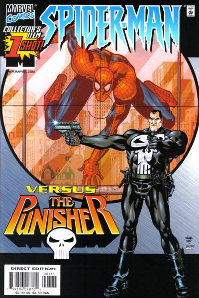 Spider-Man vs Punisher Vol 1 1