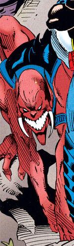 Spyne (Earth-295) from Amazing X-Men Vol 1 1 0001.jpg