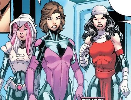 Thunderbolts (Warp World) (Earth-616)/Gallery