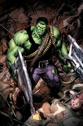 Totally Awesome Hulk Vol 1 1 Marvel '92 Variant Textless