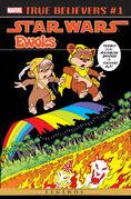 True Believers Star Wars - Ewoks Vol 1 1