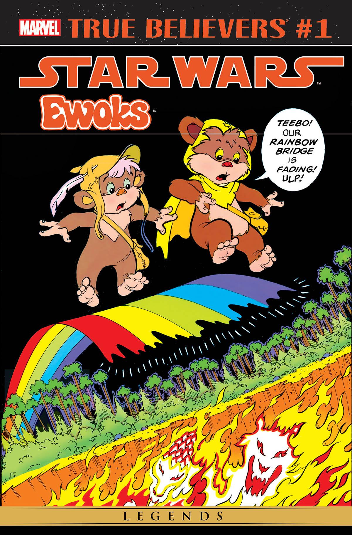 True Believers: Star Wars - Ewoks Vol 1 1