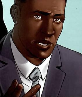 Walter Macken (Earth-616)