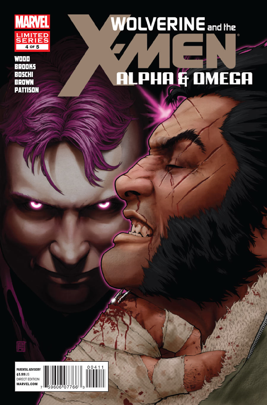 Wolverine and the X-Men: Alpha & Omega Vol 1 4
