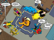 X-Men (Earth-616), Victor Creed (Earth-616) and Christoph Nord (Earth-616) from X-Men Unlimited Vol 1 3 001