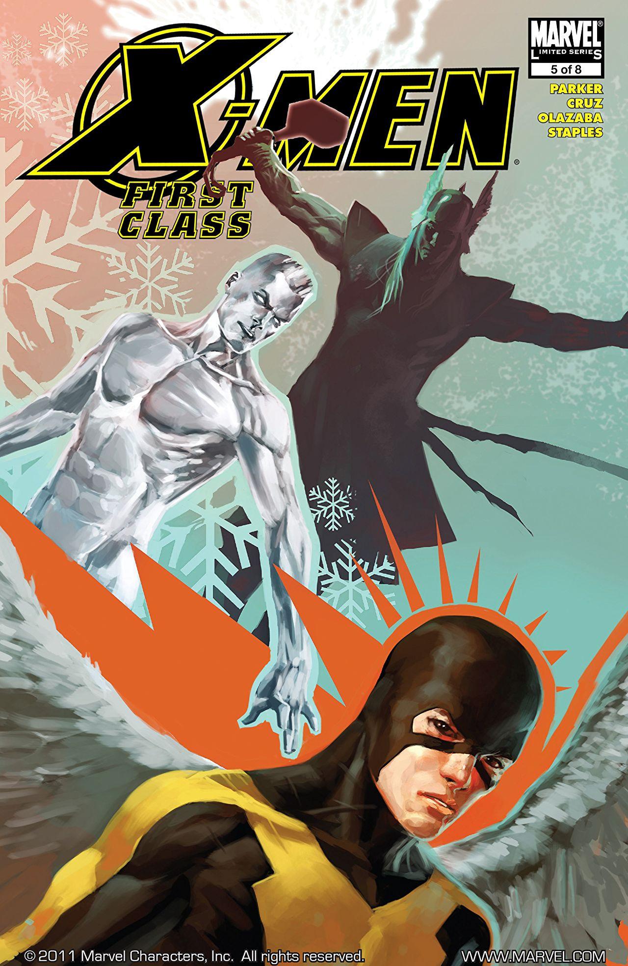 X-Men First Class Vol 1 5