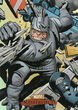 Aleksei Sytsevich (Earth-616) from Marvel Masterpieces Trading Cards 2007 Set 0001