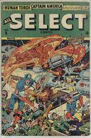 All Select Comics Vol 1 6