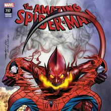 Amazing Spider-Man Vol 1 797 The Comic Mint Exclusive Variant.jpg