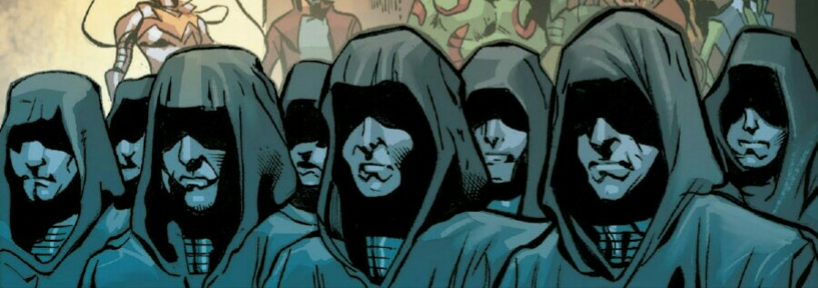 Anchorites (Earth-616)