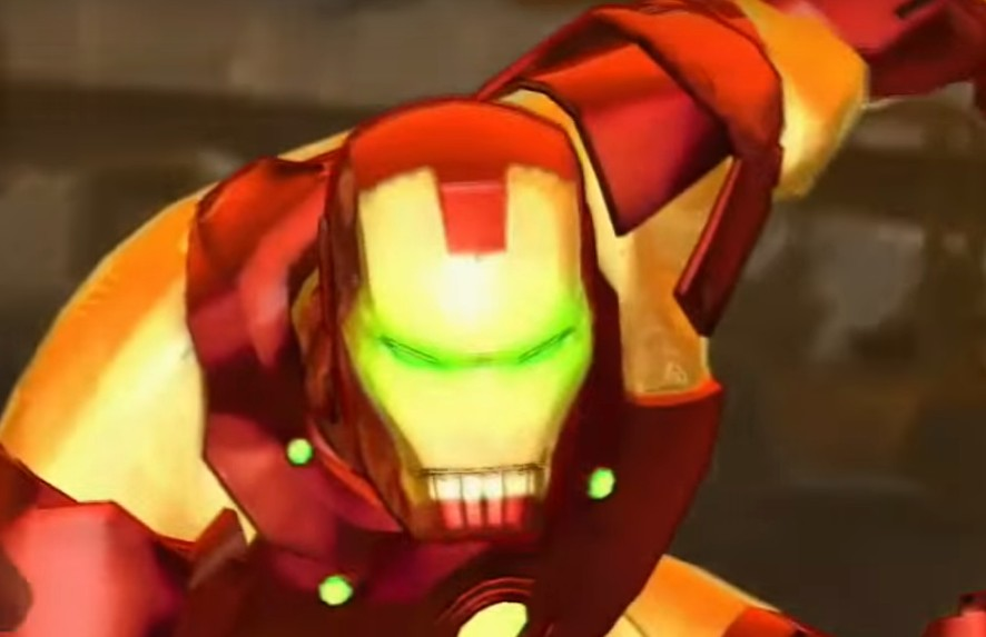 Anthony Stark (Skrull) (Earth-TRN219)
