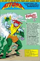 Attuma (Earth-616) from Fantastic Four Annual Vol 1 14 0001