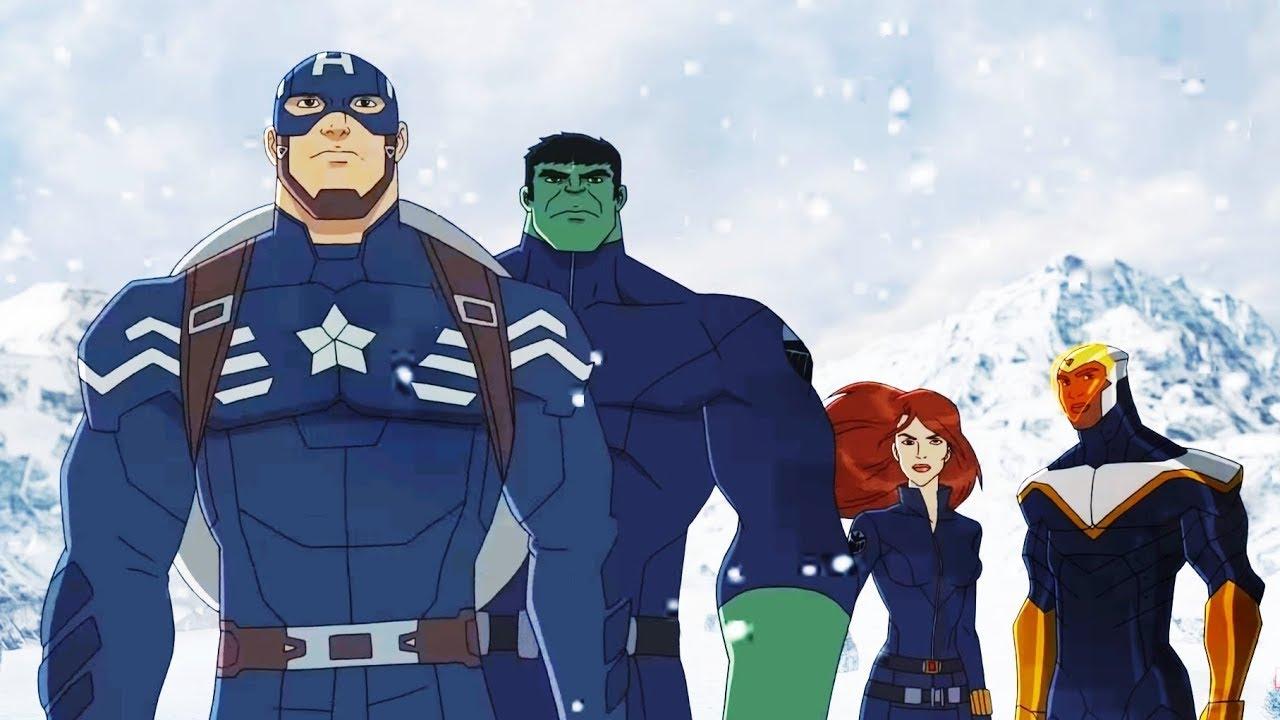 Avengers (S.H.I.E.L.D.) (Earth-12041)/Gallery