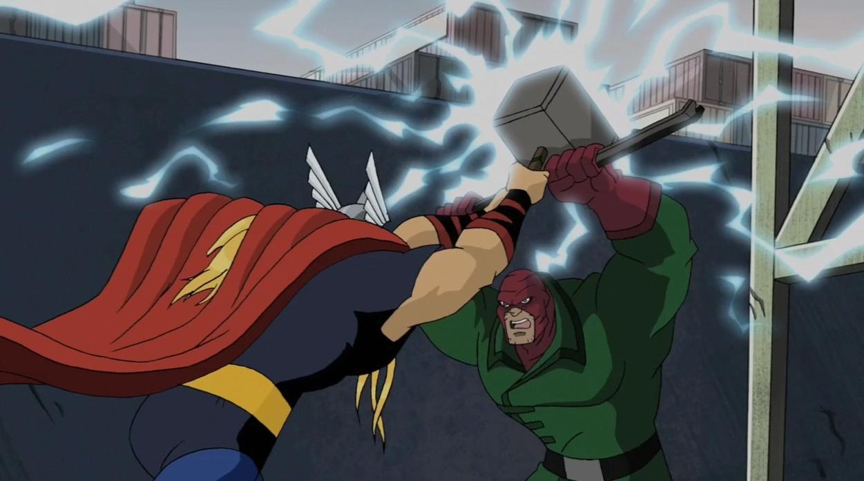Avengers Micro Episodes: Thor Season 1 1