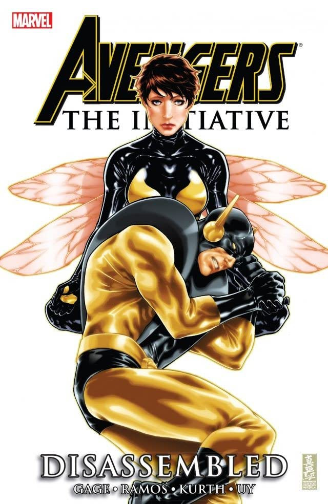 Avengers: The Initiative TPB Vol 1 4: Disassembled