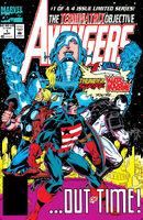 Avengers The Terminatrix Objective Vol 1 1
