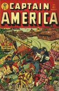 Captain America Comics Vol 1 41