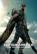 Captain America The Winter Soldier poster 007