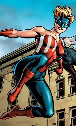 Cathy Webster (Earth-616) from Captain America Steve Rogers Vol 1 1 001.jpg