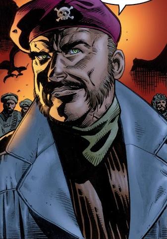 Colonel Khan (Earth-616)
