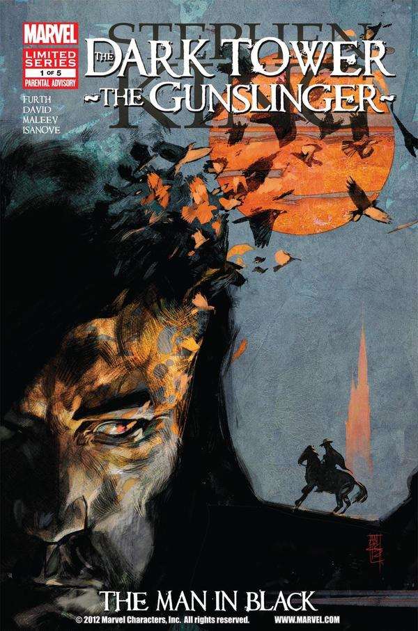 Dark Tower: The Gunslinger - The Man in Black Vol 1 1