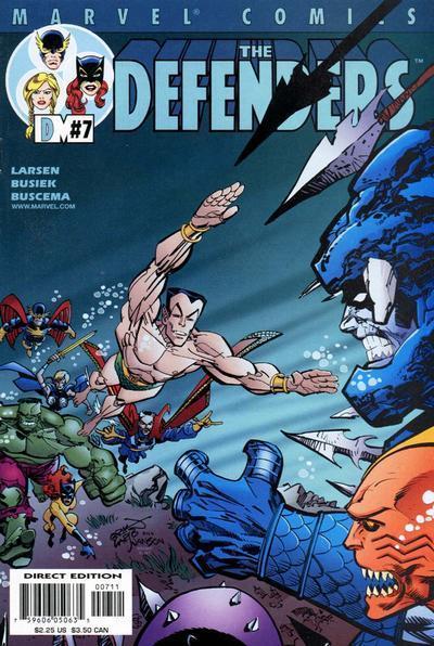 Defenders Vol 2 7