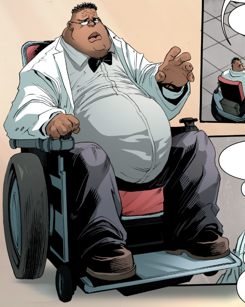 Doctor Steven (Earth-616)