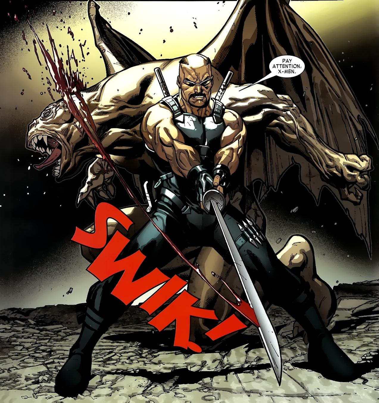 Eric Brooks (Earth-616) from X-Men Vol 3 1 0001.jpg