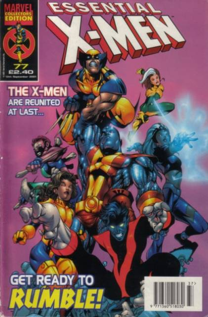 Essential X-Men Vol 1 77