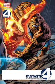 Fantastic Four Vol 1 569
