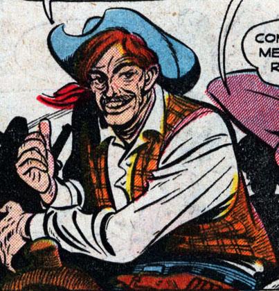 Fox (Outlaw) (Earth-616)