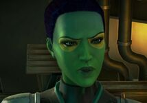 Gamora (Earth-TRN626)