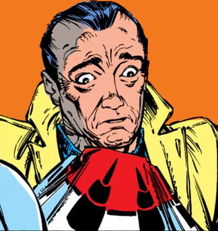 George Tanaka (Earth-616)