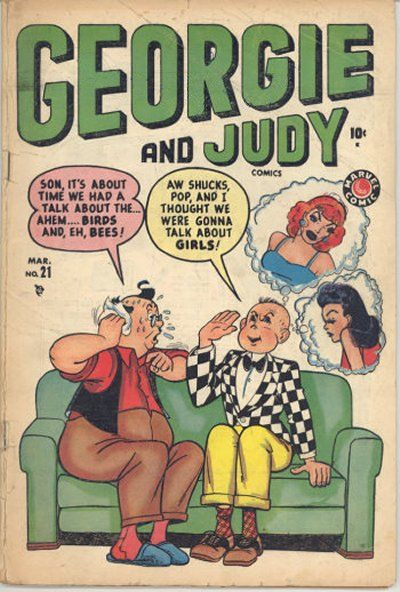 Georgie and Judy Comics Vol 1 21